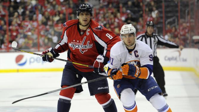 Ovechkin Price Tavares Finalists For Hart Memorial Trophy