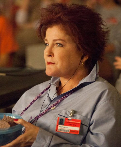 actress kate mulgrew breaks with her p