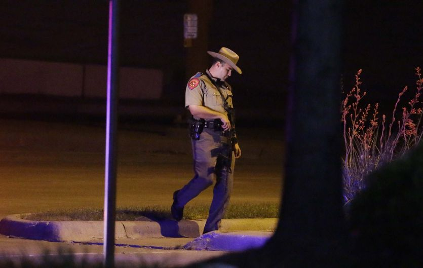 the latest on texas attac police say