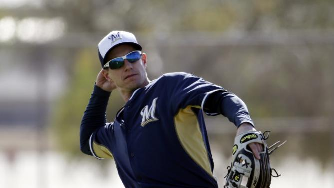 counsell replaces roenicke with brewer