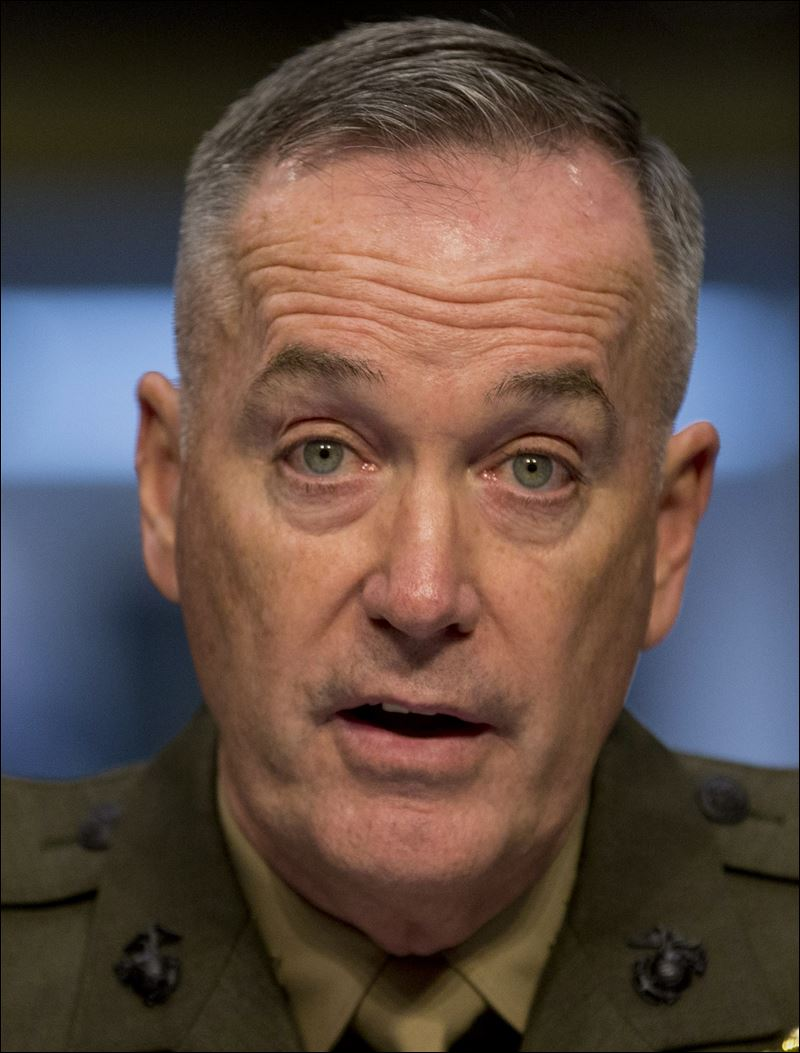 obama chooses marine general as joint