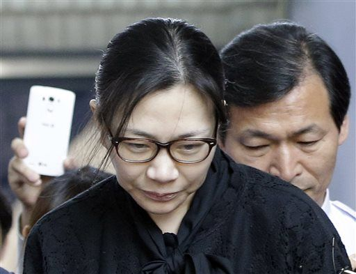 skorea court suspends nut rage executi