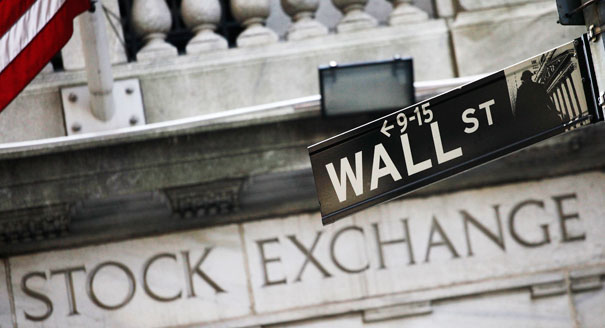 stock market wall street